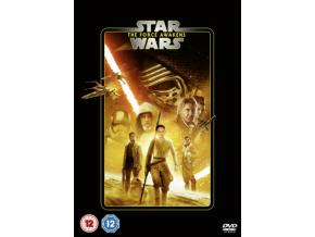 Star Wars Episode Vii: The Force Awakens (DVD)
