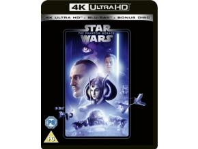 Star Wars Episode I: Phantom Menace (Blu-ray 4K)