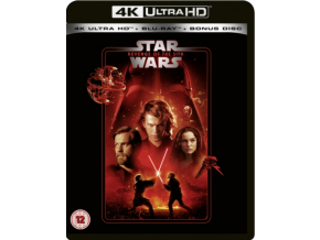 Star Wars Episode Iii: Revenge Of The Sith (Blu-ray 4K)