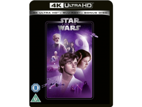 Star Wars Episode Iv: A New Hope (Blu-ray 4K)