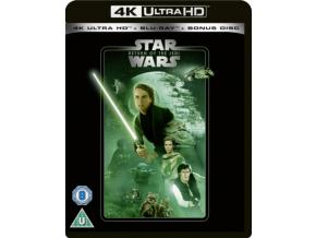 Star Wars Episode Vi: Return Of The Jedi (Blu-ray 4K)