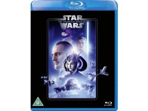 Star Wars Episode I: Phantom Menace (Blu-ray)