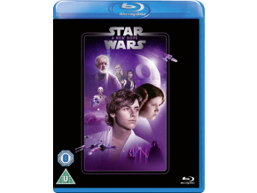 Star Wars Episode Iv: A New Hope (Blu-ray)