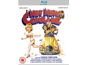 Not Now Comrade (Blu-ray)