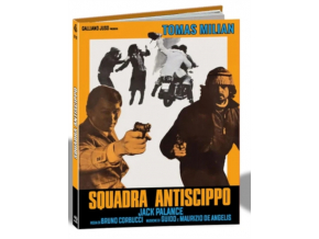 BRUNO CORBRUCCI - Squadra Antiscippo (Limited Media Book) (Blu-ray)