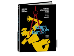 FRANCESCO PROSPERI AKA FRANK SHANNON - Tecnica Di Un Omicidio (Limited Media Book) (Blu-ray)