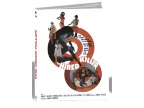 FRANCESCO PROSPERI AKA FRANK SHANNON - Tecnica Di Un Omicidio (Limited Media Book) (Blu-ray)