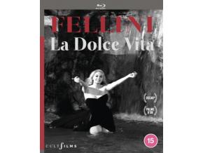 La Dolce Vita (4K Sourced) (Blu-ray)