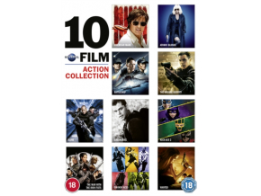 Universal 10-Film Action Collection (DVD Box Set)