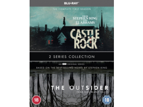 Stephen King Boxset: The Outsider / Castle Rock S1 (Blu-ray)