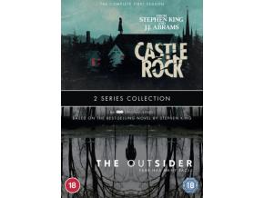 Stephen King Boxset: The Outsider / Castle Rock S1 (DVD)
