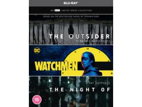 Outsider / Watchmen / The Night Of Boxset (Blu-ray)