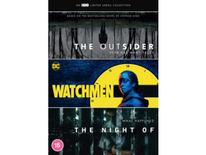 Outsider / Watchmen / The Night Of Boxset (DVD)