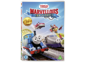 Thomas & Friends - Marvellous Machinery (DVD)