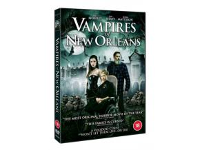 Vampires Of New Orleans (DVD)
