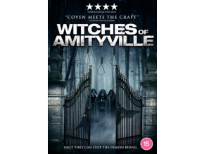 Witches Of Amityville (DVD)