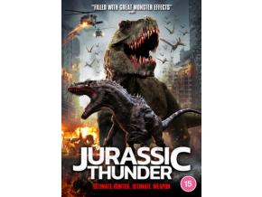 Jurassic Thunder (DVD)