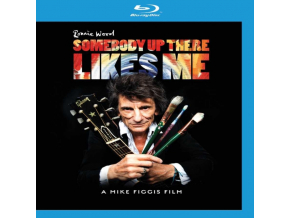 RONNIE WOOD - Somebody Up There Likes Me (Blu-ray)
