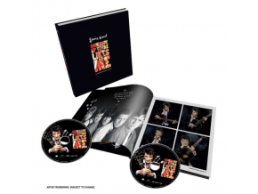 RONNIE WOOD - Somebody Up There Likes Me (Special Limited Edition) (Blu-ray + DVD)
