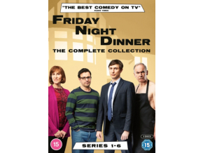 Friday Night Dinner - The Complete Collection (Series 1 - 6) (DVD)