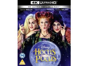 Hocus Pocus UHD (Blu-ray 4K)