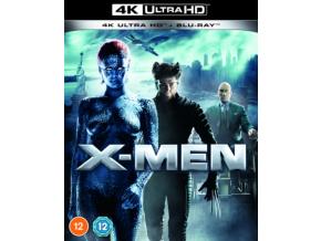 X-men UHD (Blu-ray 4K)