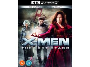 X-men 3 - The Last Stand UHD (Blu-ray 4K)