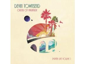 DEVIN TOWNSEND - Order Of Magnitude - Empath Live Volume 1 (Blu-ray)