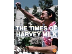Times Of Harvey Milk. The (1984) (Blu-ray)
