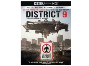 District 9 (Blu-ray 4K)