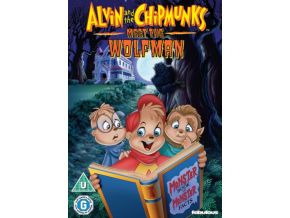 Alvin And The Chipmunks Meet The Wolfman (DVD)