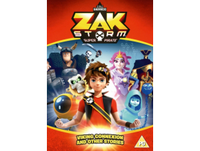 Zak Storm: Viking Connexion And Other Stories - Vol. 5 (DVD)