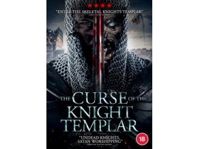 Curse Of The Knight Templar. The (DVD)