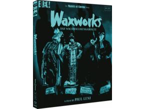 Waxworks [Das Wachsfigurenkabinett] (Masters of Cinema) Blu-ray Region Free (DVD)