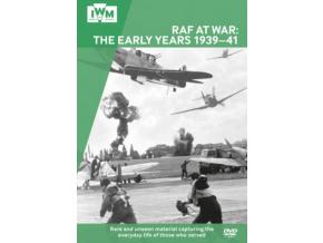 Royal Air Force At War 1939-1941 (DVD)