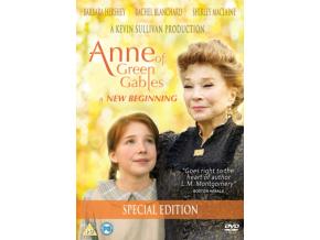 Anne Of Green Gables - A New Beginning (DVD)