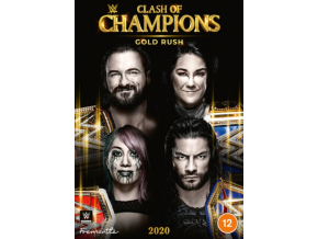 WWE: Clash Of Champions 2020 (DVD)