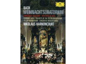 Bach - Christmas Oratorio (Various Artists) (DVD)