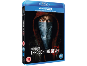 METALLICA - Metallica Through The Never (Blu-ray)