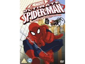 Ultimate Spider-Man: Volume 2 - 'Spider-Man vs. Marvel's Greatest Villains' (DVD)