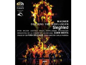 RYAN WILSONUUSITALOMEHTA - Wagnersiegfried (Blu-ray)