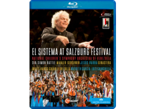VENEZUELA CHILDRENS SO - Variousel Sistema At Salz (Blu-ray)