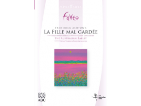 LANCHBERY-AUSTRALIAN BALLET - Ashton-La Fille Mal Gardee (DVD)