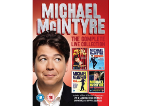 Michael Mcintyre  Live Collection (DVD)