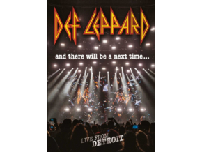 DEF LEPPARD - And There Will Be A Next Time (DVD)