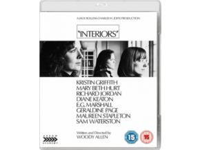 Interiors (Blu-ray)
