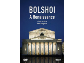 VARIOUS ARTISTS - Bolshoi A Renaissance (DVD)