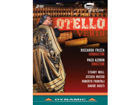 VARIOUS ARTISTS - Verdi / Otello (DVD)