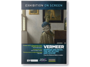 Vermeer And Music - The Art Of Love And Leisure (DVD)
