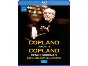 BENNY GOODMAN / COPLAND - Copland Conducts Copland (Blu-ray)